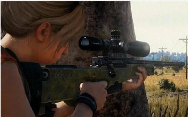 和平精英哪把狙击枪手感最好?第一名毫无争议!