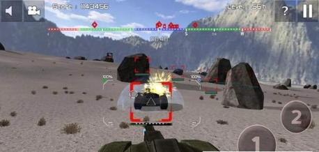 装甲部队战争世界