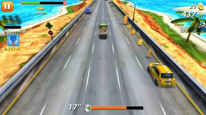 愤怒的公路赛车