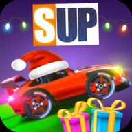 SUP竞速驾驶圣诞节